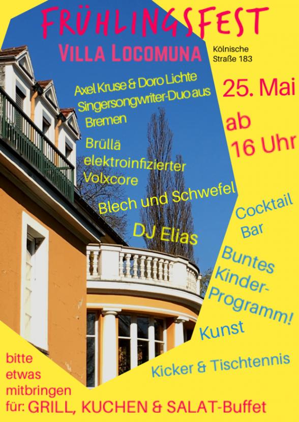 Ausstellung zum Frühlingsfest