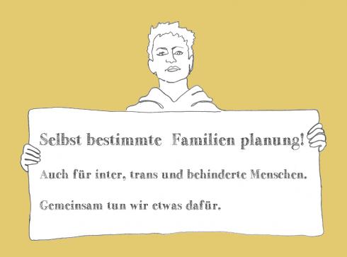 Selbst· bestimmte Familien· planung